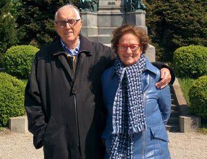 Willem de Vries en Mini de Vries-Kooi
